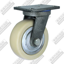 6 inch flat bottom MPD wheel